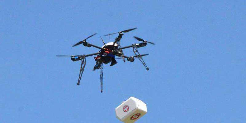 Jangkauan-Terbang-Drone
